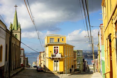Valparaiso Cerro Concepcion