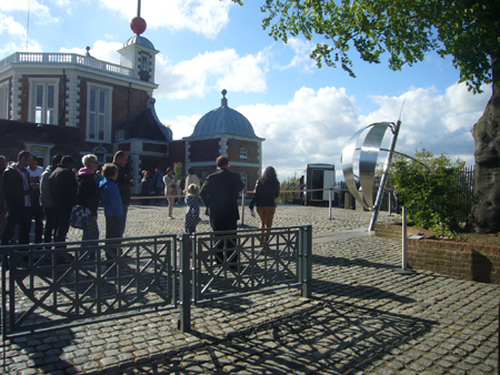 Méridien de Greenwich