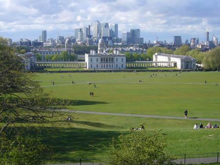 Parc de Greenwich