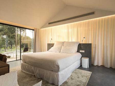 Chambre Sublime Comporta au Portugal