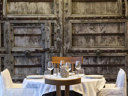 Restaurant Sublime Comporta au Portugal