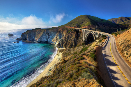 Pacific Coast Highway en Californie