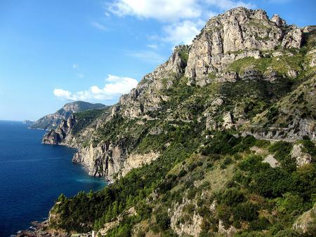 Côte Amalfitaine en Italie