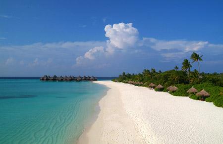 Coco Palm Dhuni Kolhu aux Maldives