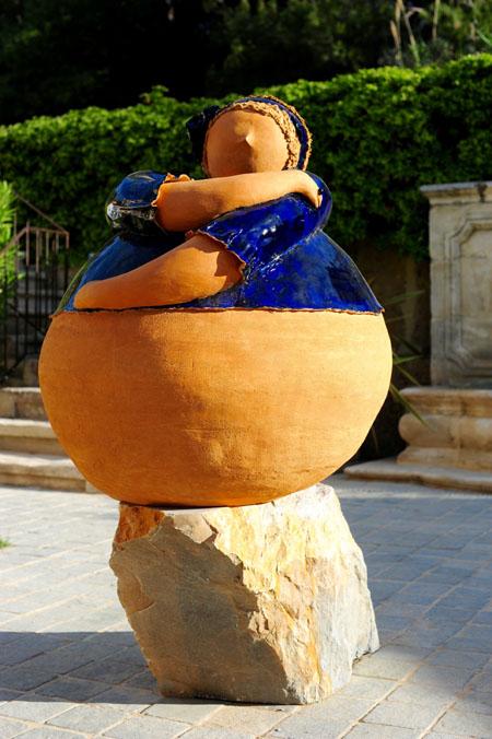 Hameau des Baux en Provence