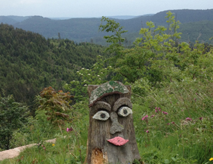 Week-end au vert dans la Forêt Noire en Allemagne