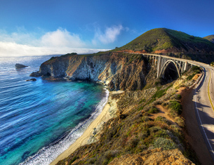 5 des plus belles routes du monde longeant l'océan