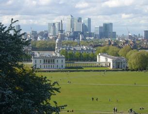 Balade à Greenwich
