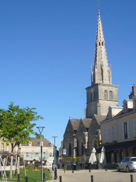 Meursault en Bourgogne