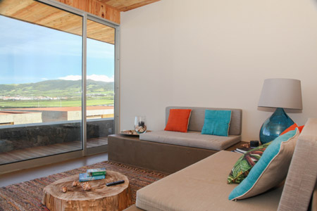 Santa Barbara, eco-beach resort aux Açores