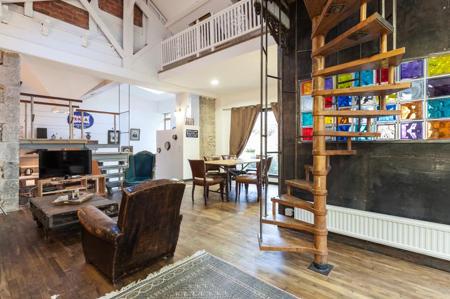 O'Lodges à Dinan : Le Loft