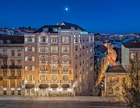Boutique Hôtel H10 Duque de Loulé à Lisbonne