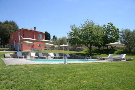 Villa Chic en Toscane