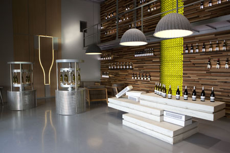 Au comptoir des Vins à Meursault