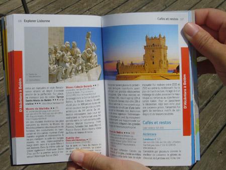 Escale à Lisbonne des Guides Ulysse