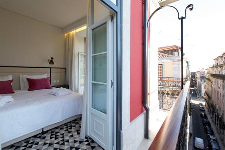 Hôtel Lis à Lisbonne