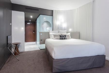 Chambre hôtel Molitor
