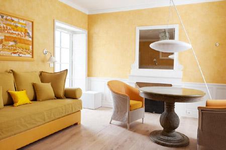 Suite Ocre jaune, Eden Ouest, maison d'hôtes à La Rochelle