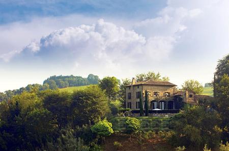 La Segreta, villa