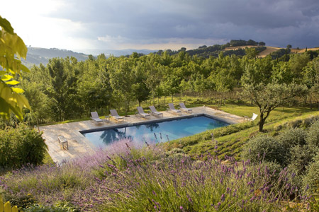 La Segreta, piscine