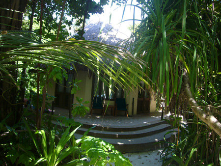 beach villa Coco Palm