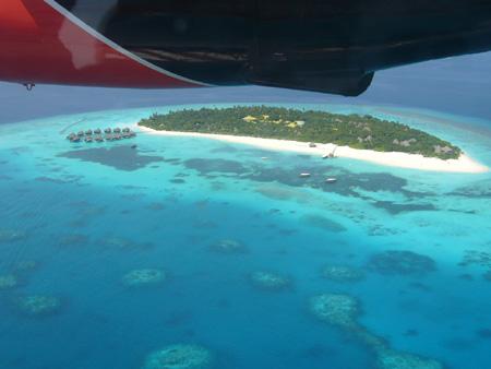 Dhuni Kolhu aux Maldives
