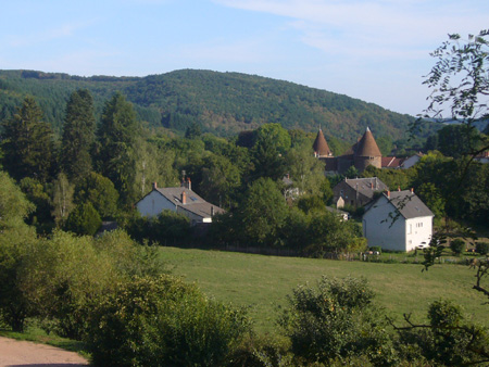 Parc du Morvan en Bourgogne