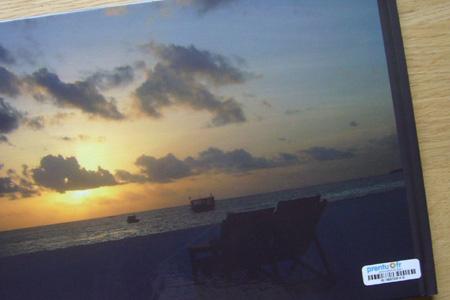 Mon livre photo des Maldives