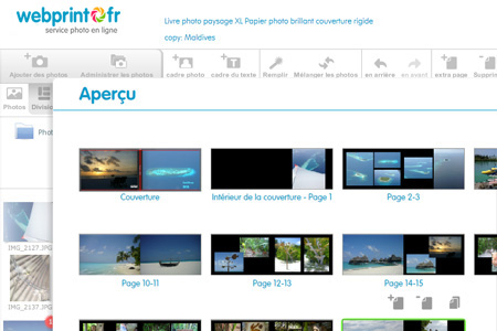 Prentu, service photo en ligne