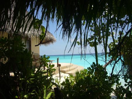Vue beach Villa Coco Palm