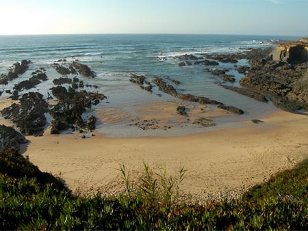 plage d'Almograve