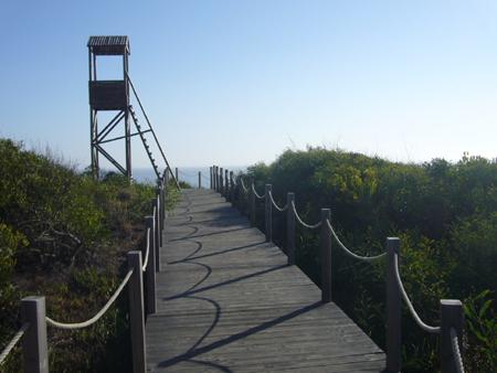Mirador plage Alentejo