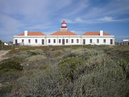 cap Sardão au Portugal