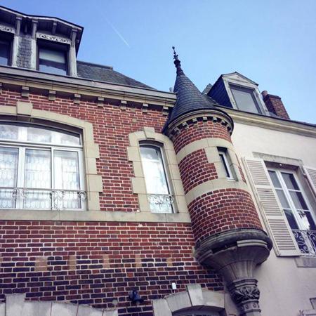 La demeure de Laclais au Mans
