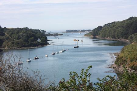 Finistère en Bretagne