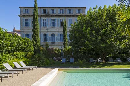 Château de Mazan en Provence