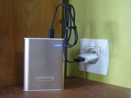 Batterie Lumsing Grand A1