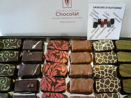 Appellation Chocolat à Pommard