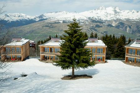 Aiguille Grive Chalets Hôtel