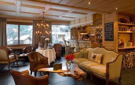 L'Hermitage à Chamonix
