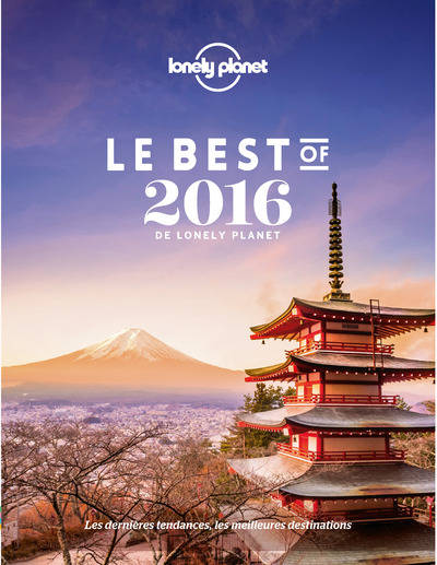 Lonely Planet Best of 2016