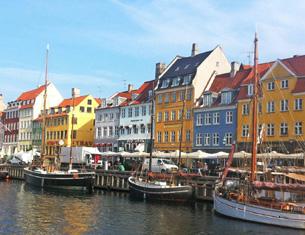 10 destinations colorées dans le monde à découvrir