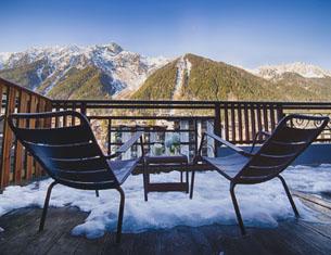 Le Morgane, luxe et volupté à Chamonix
