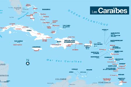 Explorez les Caraïbes des Guides Ulysse