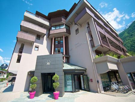 Hôtel Chamonix Le Morgane