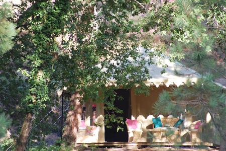 Palika Lodge dans les Landes