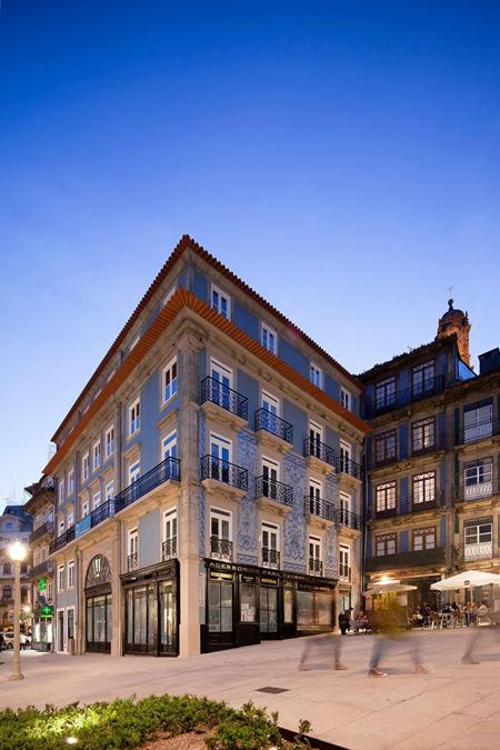 Porto A.S. 1829, un hôtel dans une ancienne papeterie