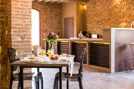Mas Latour Lavail, chambres d'hôtes viticoles