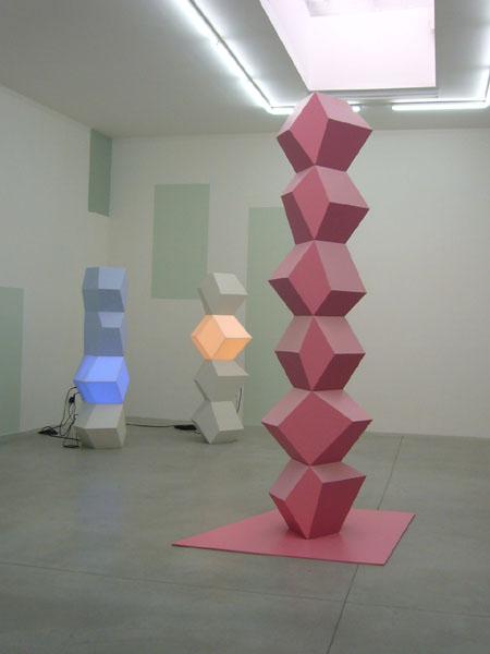 Consortium Dijon, sculptures d'Angela Bulloch