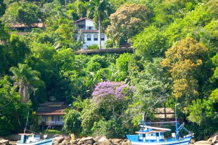 La Pousada Picinguaba à Ubatuba au Brésil